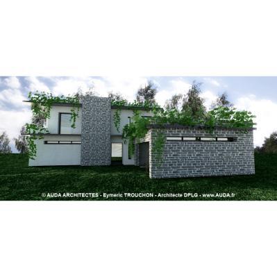 Maisons Villas Toiture Terrasse Toiture Plate Toiture Végétalisée